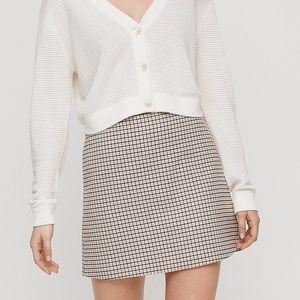 Aritzia Wilfred Renee (Classic Mini) Skirt